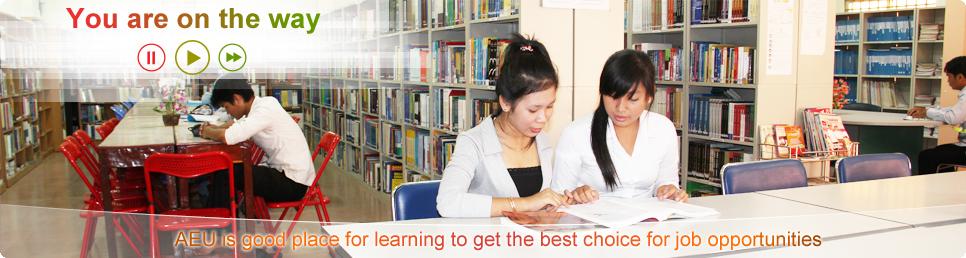 Library of Asia Euro University